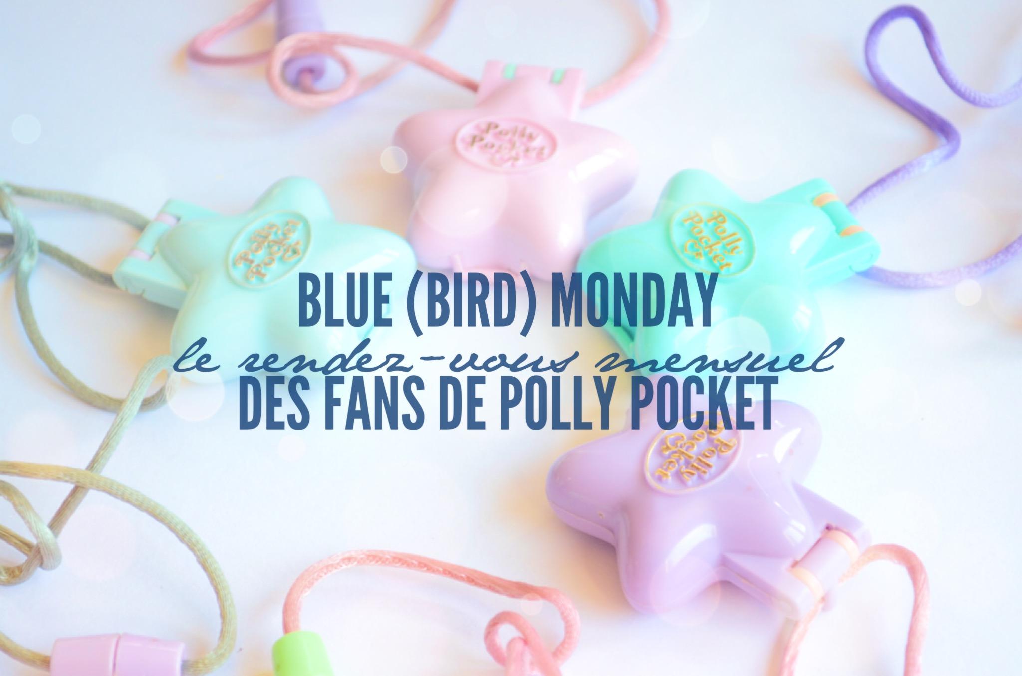 Blue bird monday